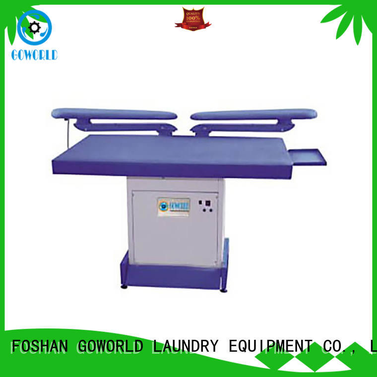 multifunction utility press machine series Steam heating for laundry