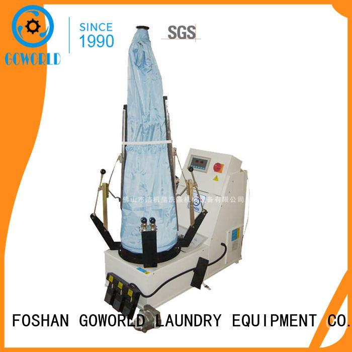 GOWORLD best utility press machine Steam heating for hotel
