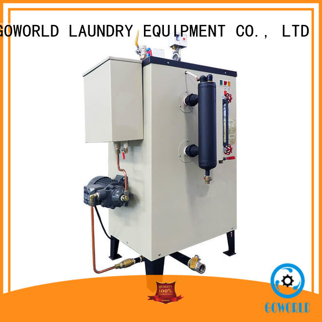 GOWORLD simple diesel steam boiler steam for textile industrial