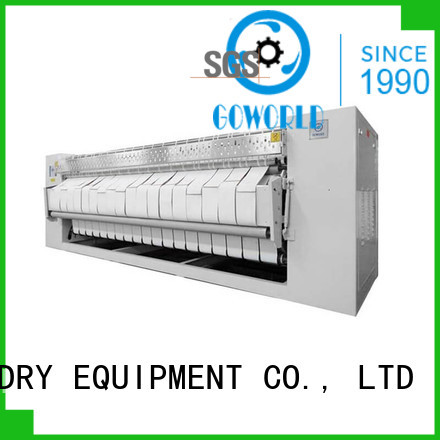 GOWORLD ironing flatwork ironer factory price for hospital