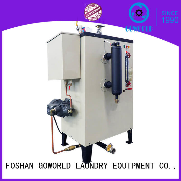 GOWORLD electric gas steam boiler low cost for pharmaceutical