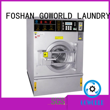 laundromat coin washing machine for sale for hotel GOWORLD