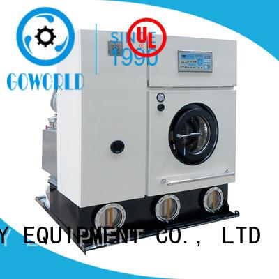 dry cleaning washing machine laundry energy saving for railway company