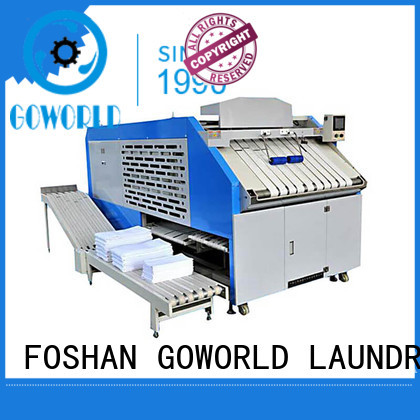 Quality GOWORLD Brand automatic folding machine
