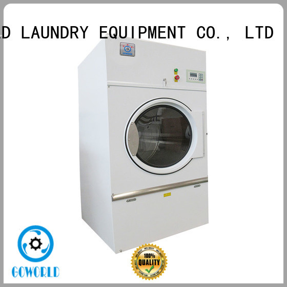 natural laundry dryer machine factory price for laundry plants GOWORLD