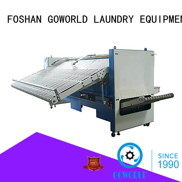 automatic automatic towel folder medical factory price for textile industries