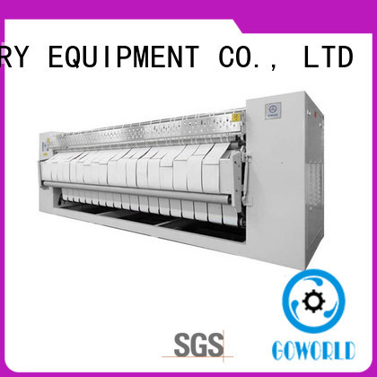 high quality flat roll ironer gas for sale for hospital