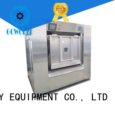GOWORLD industrial commercial washer extractor simple installation for laundry plants