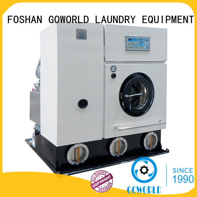 automatic dry cleaning washing machine cleaner China for hotel
