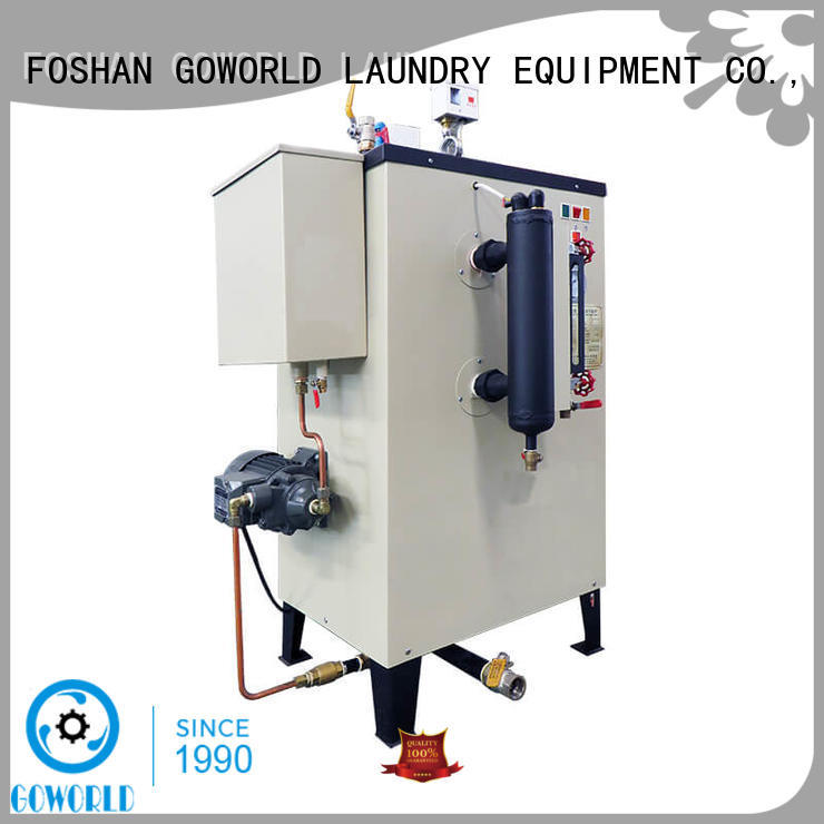 GOWORLD electric industrial steam boilers low cost for Commercial