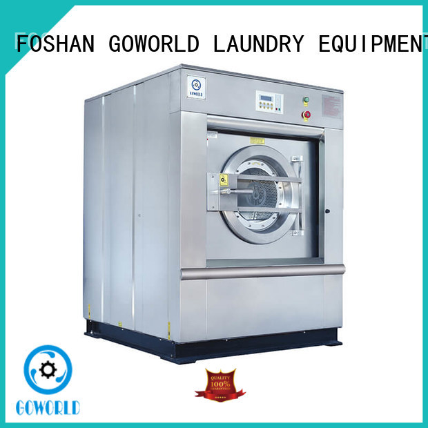 stable running industrial washer extractor 8kg50kg simple installation for hospital