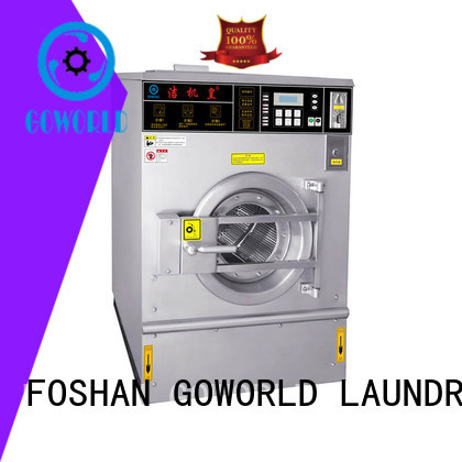 washer self-service laundry machine combo for laundry shop GOWORLD