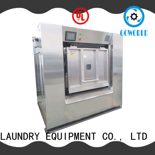 GOWORLD soft commercial washer extractor manufacturer for hotel