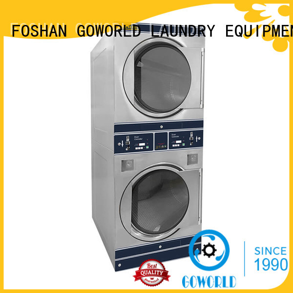 stainless steel self-service laundry machine clothes for commercial laundromat