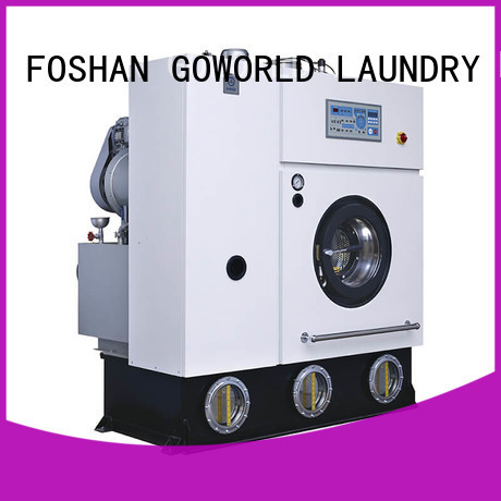 dry cleaning machine railway for railway company