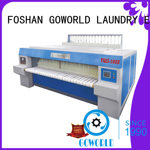 machine Africa ironing machine factory price for hotel GOWORLD