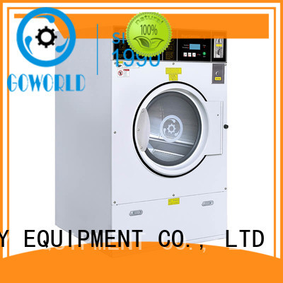 school self service laundry equipment hotel GOWORLD