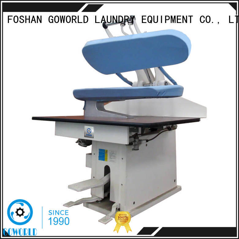 GOWORLD best form finishing machine directly sale for hotel