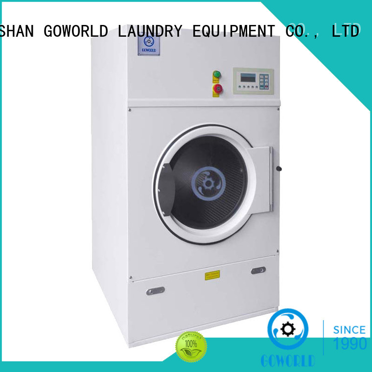 high quality electric tumble dryer clothes simple installation for inns
