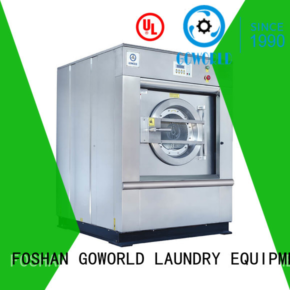 GOWORLD Brand extractor soft hotel washer extractor