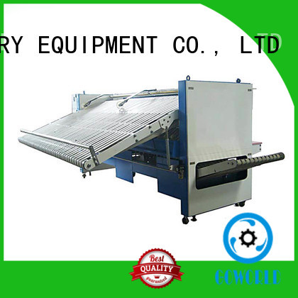 multifunction bed sheet folding machine efficiency for textile industries