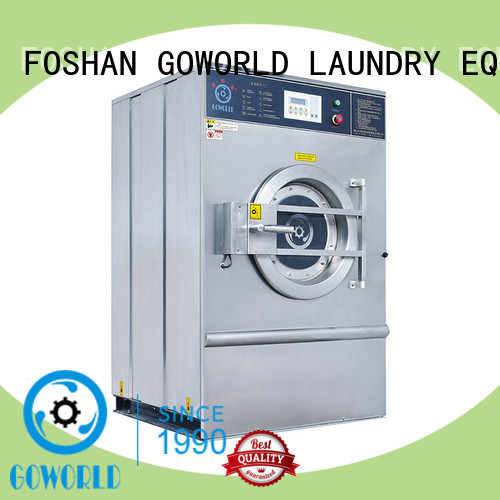 GOWORLD high quality commercial washer extractor easy use for hospital