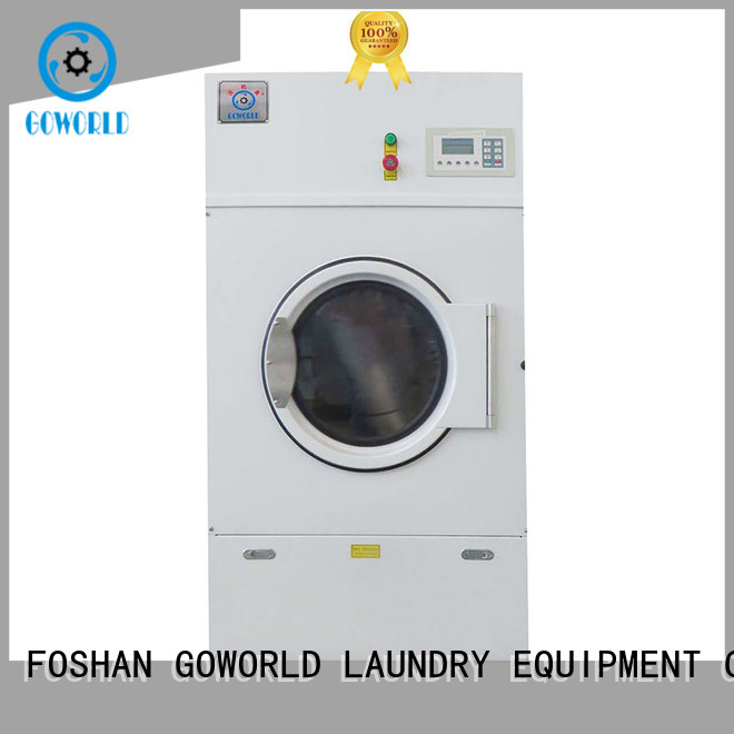 safe industrial tumble dryer 8kg150kg factory price for inns