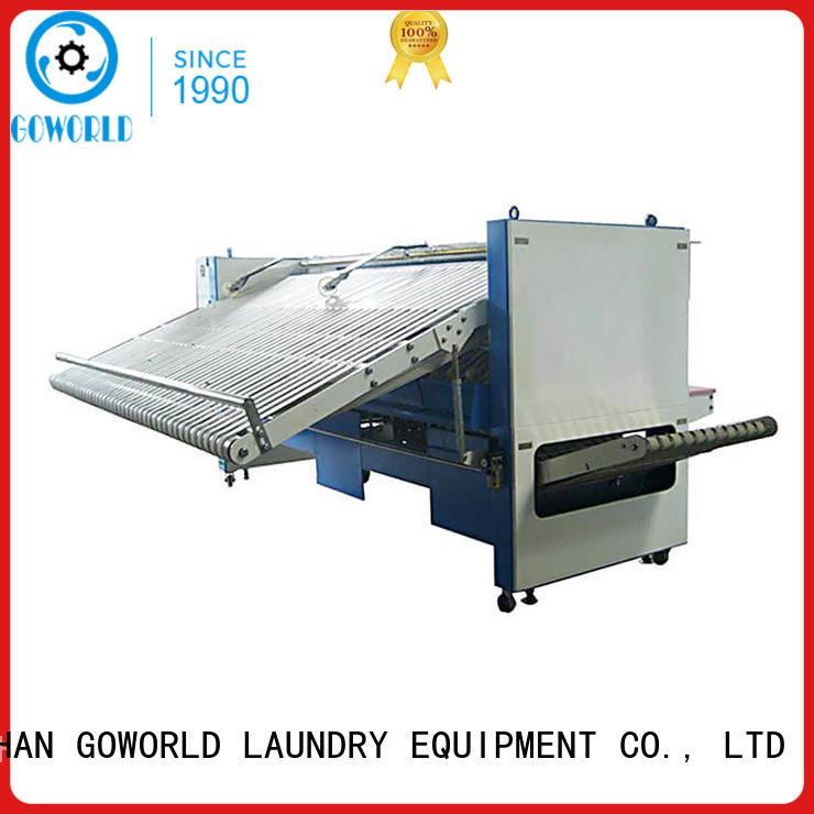 GOWORLD automatic towel folder high speed for hotel