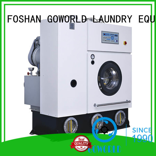 8kg14kg dry cleaning washing machine cleaner for laundry shop GOWORLD