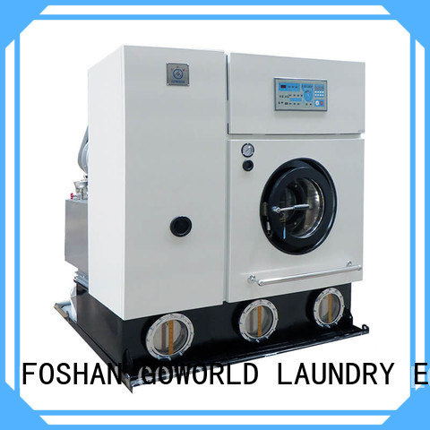 dry cleaning washing machine laundry Easy operated for hotel