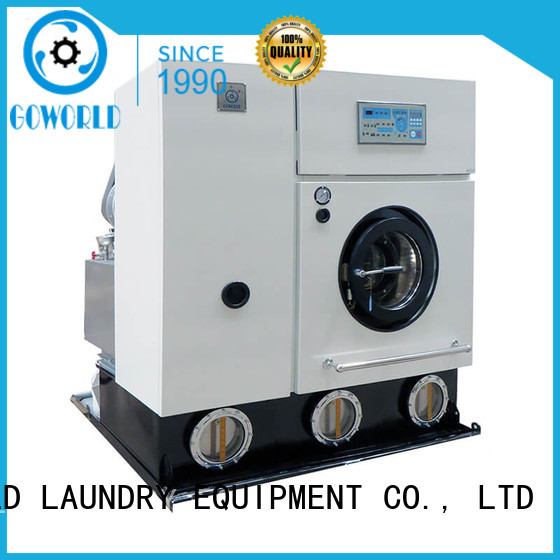 GOWORLD environment dry cleaning washing machine for laundry shop