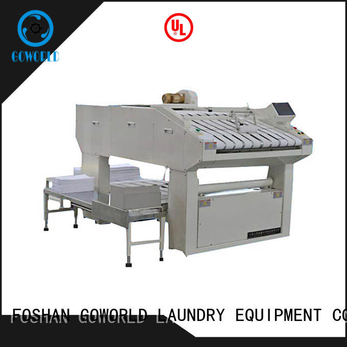 intelligent folding machine industrieslaundry intelligent control system for textile industries