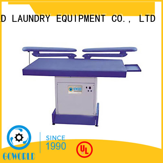 iron garment commercial laundry press machine GOWORLD Brand