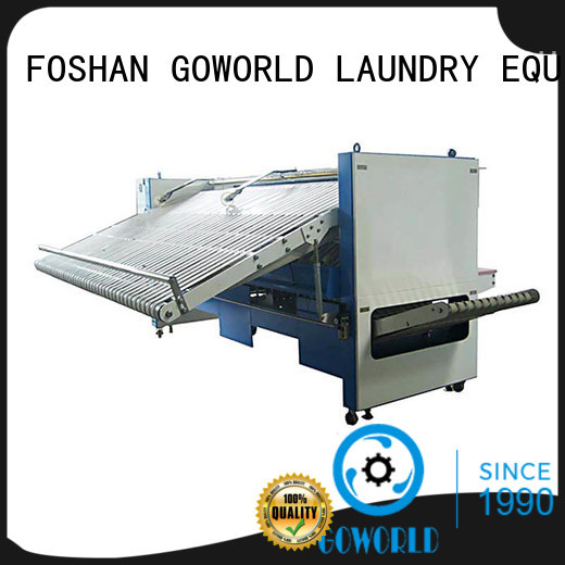 GOWORLD automatic towel folder automatic for medical engineering
