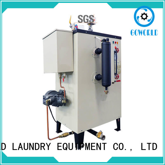 GOWORLD machine gas steam boiler supply for Commercial