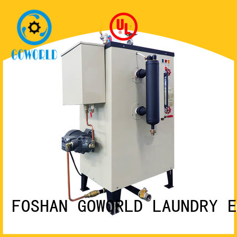 GOWORLD simple industrial steam boilers low noise for fire brigade