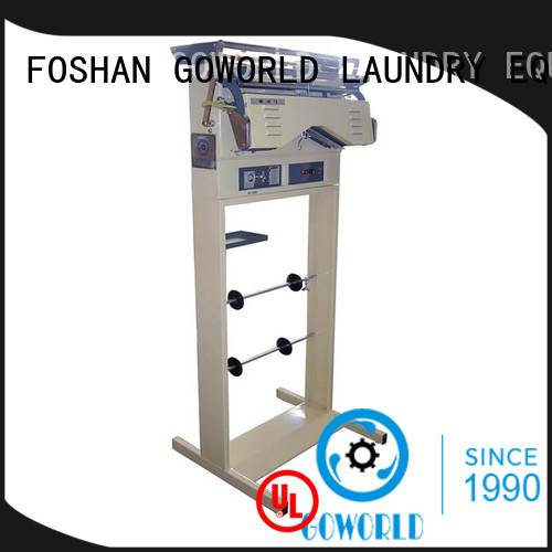 GOWORLD Brand packing stain spotting machine conveyor factory