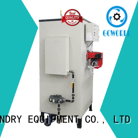 GOWORLD diesel laundry steam boiler low cost for pharmaceutical