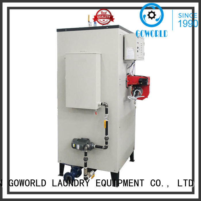 GOWORLD generator gas steam boiler environment friendly for textile industrial