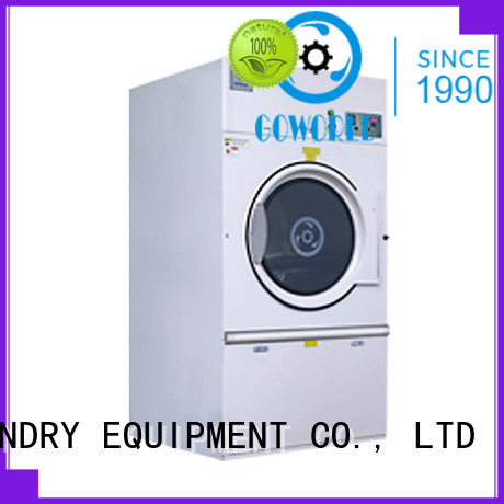 GOWORLD durable semi automatic laundry machine low noise for school