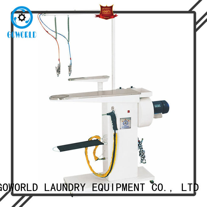 GOWORLD practical spotting machine for sale for laundry