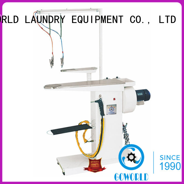 GOWORLD practical commercial laundry facilities good performance for hotel