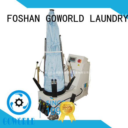 utility form finishing machine pneumatic control for hotel GOWORLD