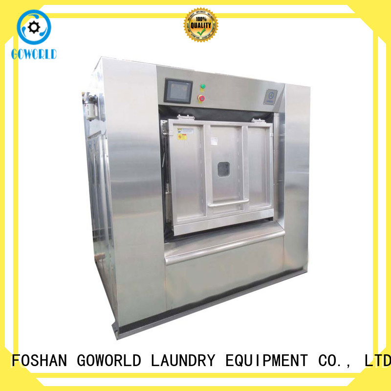 laundry washer extractor easy use for laundry plants