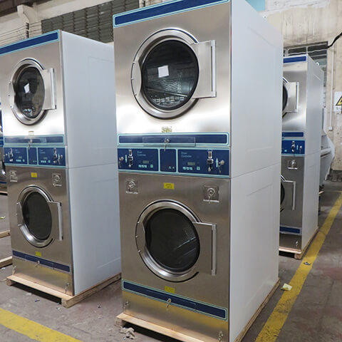 GOWORLD shopschool self-service laundry machine for sale for school-2
