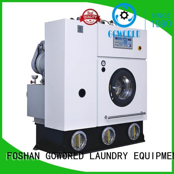 dry cleaning machine machine China for hotel