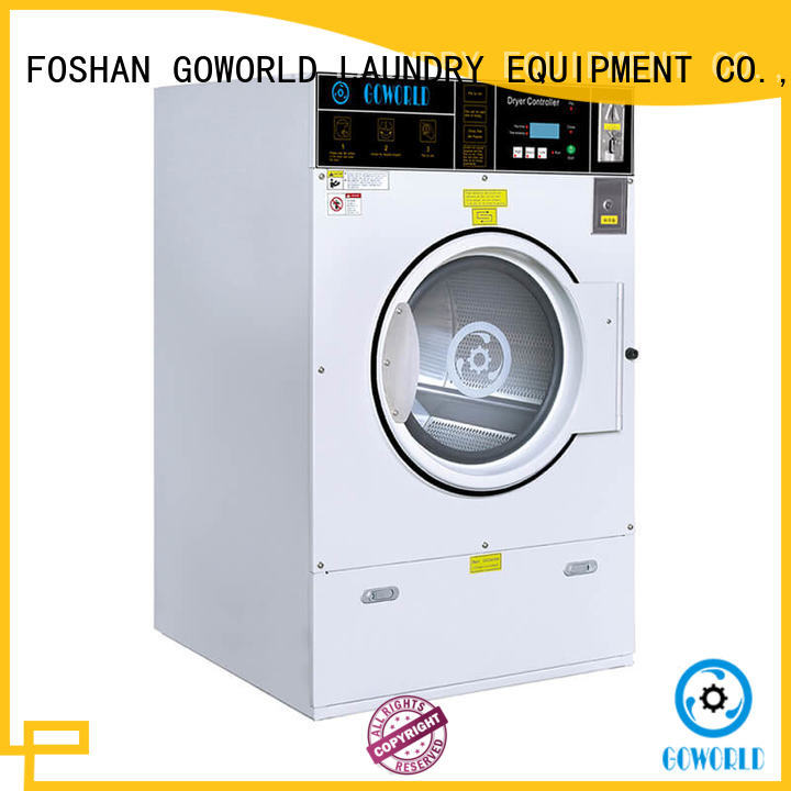 safe use self service laundry equipment clothes Easy to operate for laundry shop