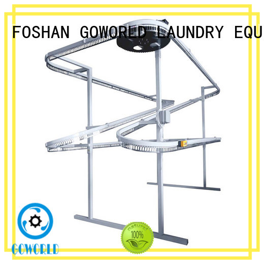 GOWORLD laundry professional laundry equipment good performance for shop