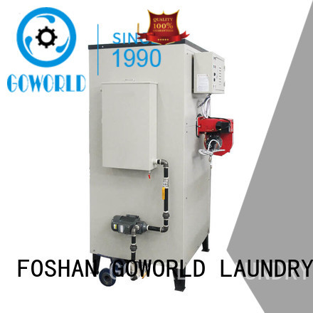 GOWORLD high quality electric steam boiler industrial for laundromat