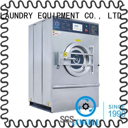 anti-rust industrial washer extractor washer easy use for inns